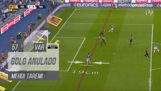 FC Porto, Golo Anulado, Mehdi Taremi aos 57'