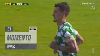 Moreirense FC, Jogada, Rosic aos 61'