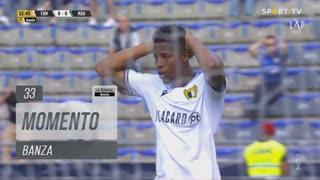 FC Famalicão, Jogada, Banza aos 33'