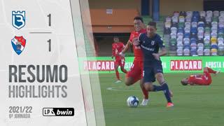 Liga Portugal bwin (6ªJ): Resumo Belenenses SAD 1-1 Gil Vicente FC