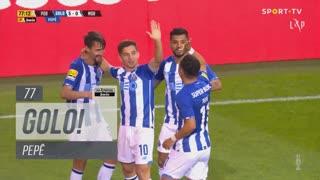 GOLO! FC Porto, Pepê aos 77', FC Porto 5-0 Moreirense FC