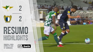 Liga Portugal bwin (5ªJ): Resumo Moreirense FC 2-2 FC Famalicão