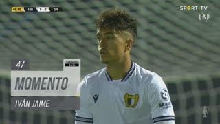 FC Famalicão, Jogada, Iván Jaime aos 47'
