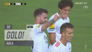 GOLO! SL Benfica, Rafa aos 58', Santa Clara 0-3 SL Benfica