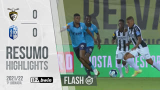 Liga Portugal bwin (7ªJ): Resumo Flash Portimonense 0-0 FC Vizela