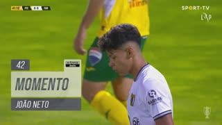 FC Famalicão, Jogada, João Neto aos 42'