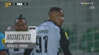 Portimonense, Jogada, Renato Júnior aos 81'