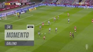 SC Braga, Jogada, Galeno aos 34'