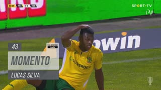 FC P.Ferreira, Jogada, Lucas Silva aos 43'