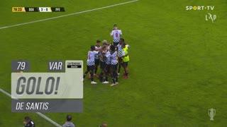GOLO! Boavista FC, De Santis aos 79', Boavista FC 3-0 FC P.Ferreira