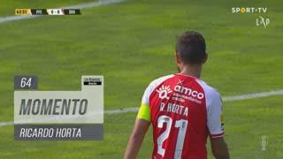 SC Braga, Jogada, Ricardo Horta aos 64'
