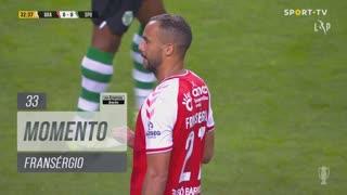 SC Braga, Jogada, Fransérgio aos 33'