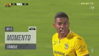 FC P.Ferreira, Jogada, Tanque aos 90'+3'
