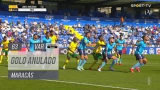 FC P.Ferreira, Golo Anulado, Maracás aos 63'