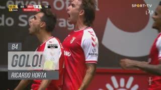 GOLO! SC Braga, Ricardo Horta aos 84', SC Braga 2-0 CD Tondela