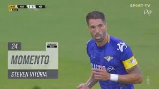 Moreirense FC, Jogada, Steven Vitória aos 24'