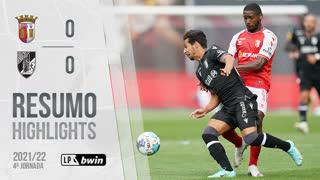 Liga Portugal bwin (4ªJ): Resumo SC Braga 0-0 Vitória SC