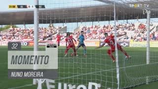 FC Vizela, Jogada, Nuno Moreira aos 32'