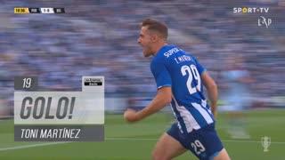 GOLO! FC Porto, Toni Martínez aos 19', FC Porto 1-0 Belenenses SAD