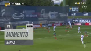 FC Famalicão, Jogada, Banza aos 81'