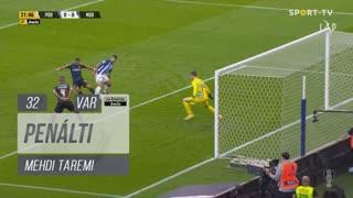 FC Porto, Penálti, Mehdi Taremi aos 32'