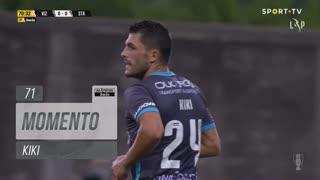 FC Vizela, Jogada, Kiki aos 71'