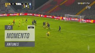 FC P.Ferreira, Jogada, Antunes aos 73'