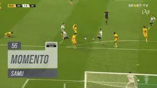 FC Vizela, Jogada, Samu aos 56'