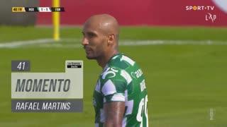 Moreirense FC, Jogada, Rafael Martins aos 41'