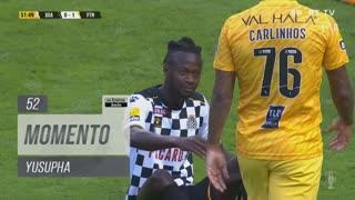 Boavista FC, Jogada, Yusupha aos 52'