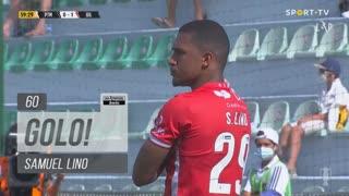 GOLO! Gil Vicente FC, Samuel Lino aos 60', Portimonense 0-1 Gil Vicente FC