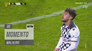 Boavista FC, Jogada, Malheiro aos 88'