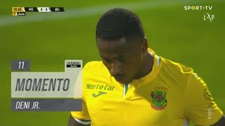 FC P.Ferreira, Jogada, Deni Jr. aos 11'