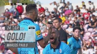 GOLO! FC Vizela, Marcos Paulo aos 24', Gil Vicente FC 0-1 FC Vizela