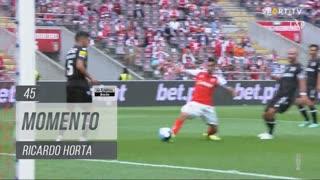 SC Braga, Jogada, Ricardo Horta aos 45'