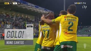 GOLO! FC P.Ferreira, Nuno Santos aos 50', FC P.Ferreira 2-0 FC Famalicão