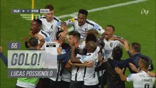 GOLO! Portimonense, Lucas Possignolo aos 66', SL Benfica 0-1 Portimonense
