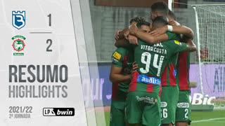 I Liga (2ªJ): Resumo Belenenses SAD 1-2 Marítimo M.