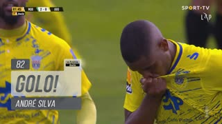 GOLO! FC Arouca, André Silva aos 82', Moreirense FC 2-1 FC Arouca
