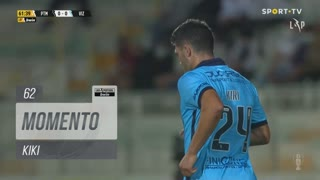 FC Vizela, Jogada, Kiki aos 62'