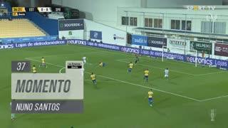 Sporting CP, Jogada, Nuno Santos aos 37'