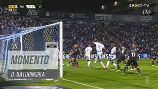 FC Famalicão, Jogada, D. Batubinsika aos 39'