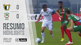 Liga Portugal bwin (6ªJ): Resumo FC Famalicão 0-0 Marítimo M.