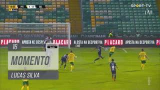 FC P.Ferreira, Jogada, Lucas Silva aos 16'