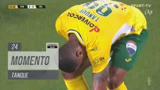 FC P.Ferreira, Jogada, Tanque aos 24'