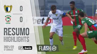 I Liga (6ªJ): Resumo Flash FC Famalicão 0-0 Marítimo M.