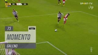 SC Braga, Jogada, Galeno aos 73'