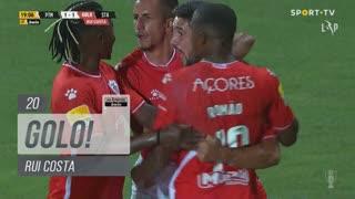GOLO! Santa Clara, Rui Costa aos 20', Portimonense 1-1 Santa Clara