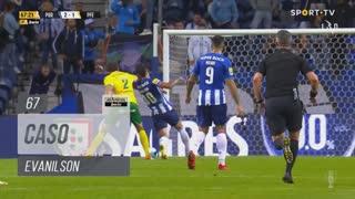 FC Porto, Caso, Evanilson aos 67'