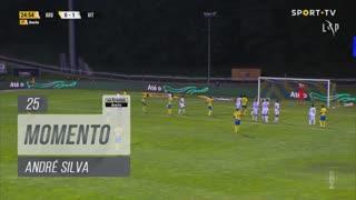FC Arouca, Jogada, André Silva aos 25'